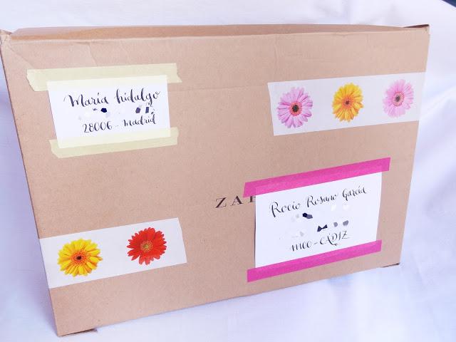 Packaging envío postal