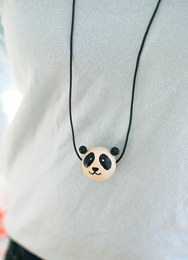 collar-oso-panda-diy