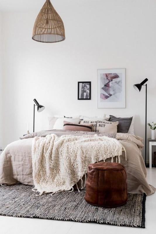 Renovar un dormitorio con presupuesto mini - detalles de diferentes estilos