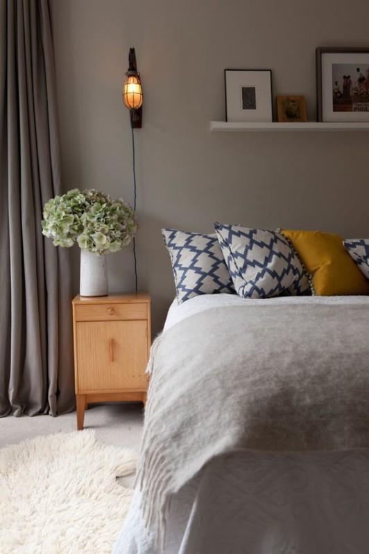 Renovar un dormitorio con presupuesto mini - ideas iluminación