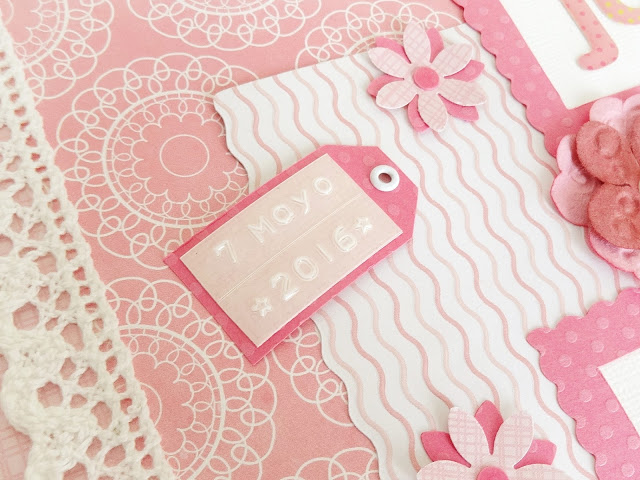 Tag color rosa