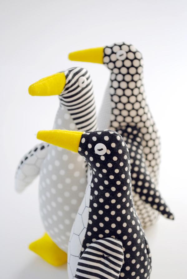 pinguinos-costura-tutorial-diy