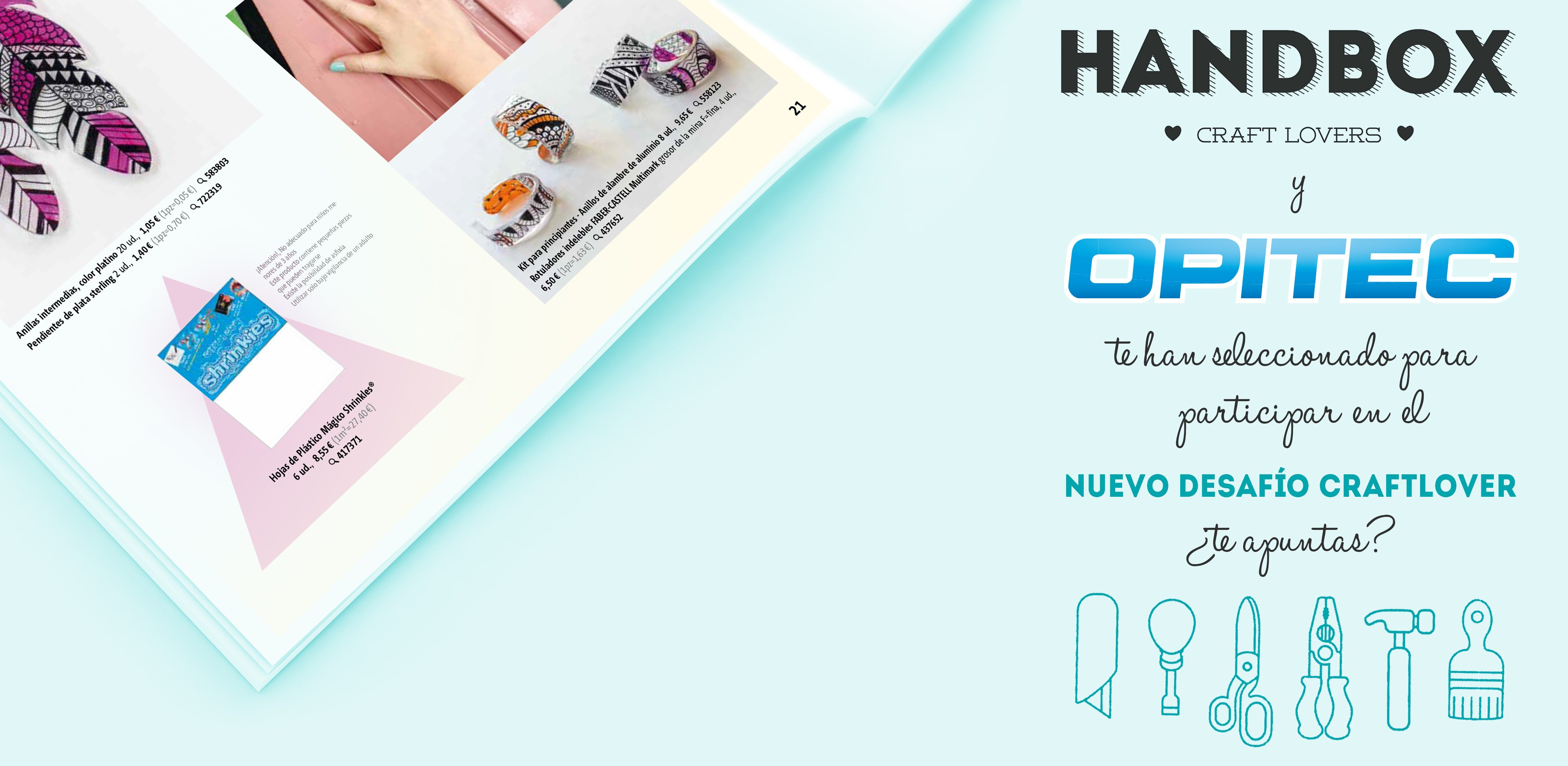 banner desafio catalogo verano opitec 3 AZUL