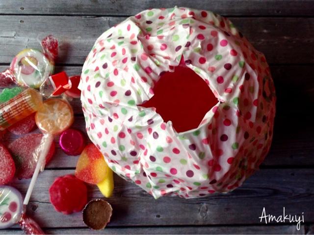 Empaquetado-cápsulas-cupcackes-piñata-niños