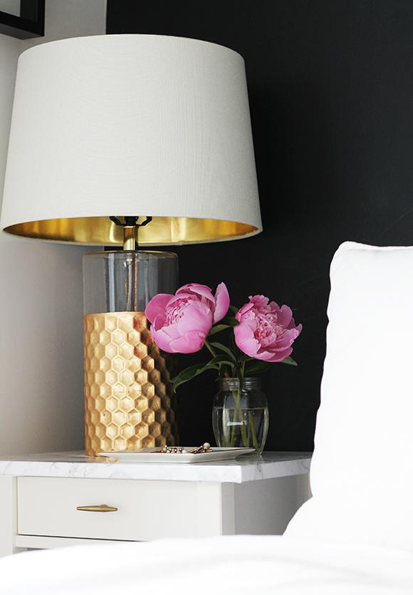 Ideas para un dormitorio glam