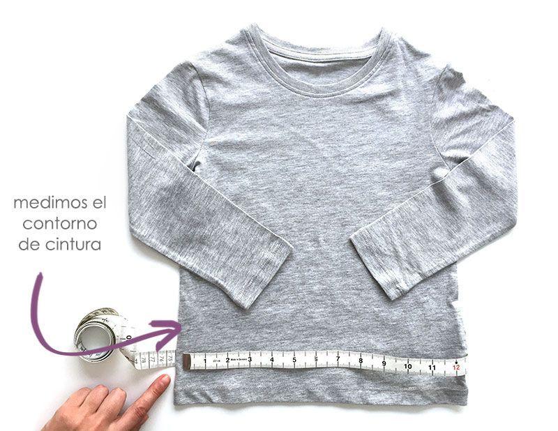 Cómo calcular los puntos para tejer una chaqueta - Handbox Craft ...