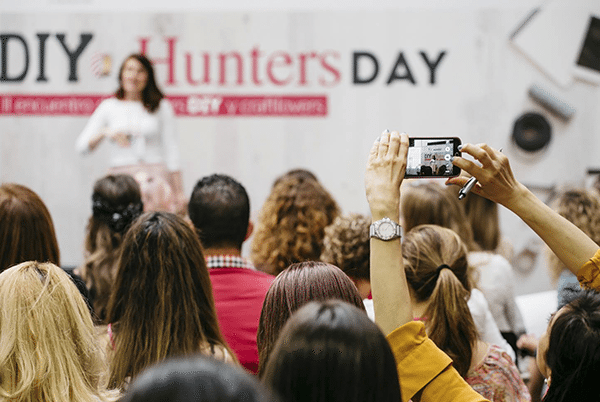diyhunters day ponencias