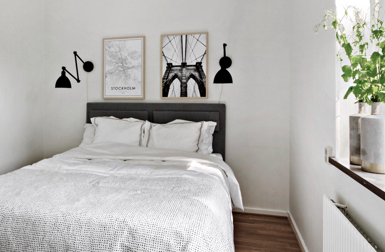 Ideas Para Lamparas Auxiliares En El Dormitorio Handbox Craft - Lmparas-dormitorio
