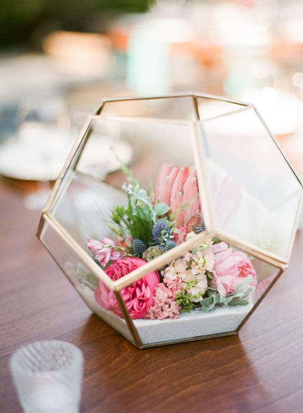flores-terrario