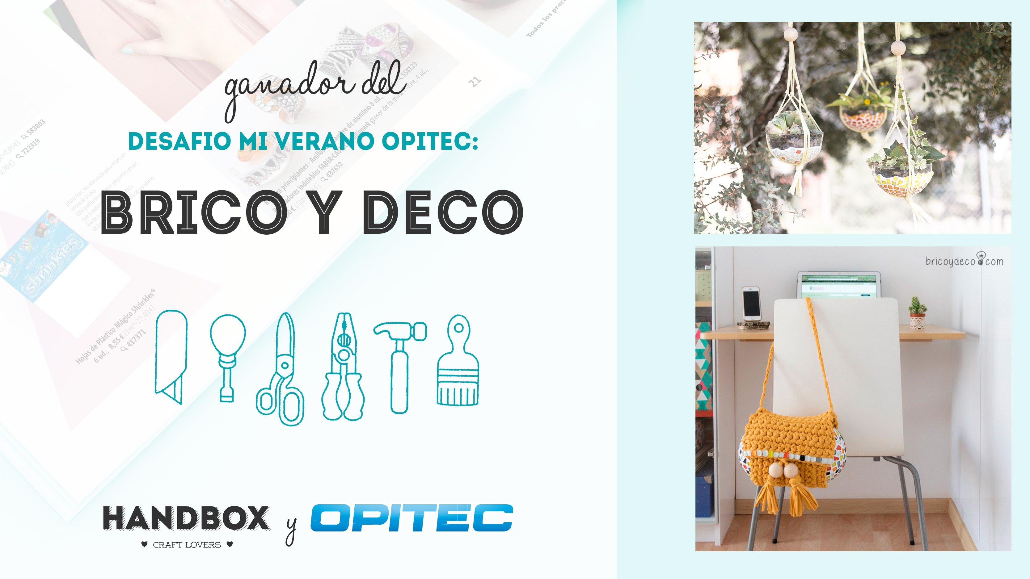 ganador desafio catalogo verano opitec