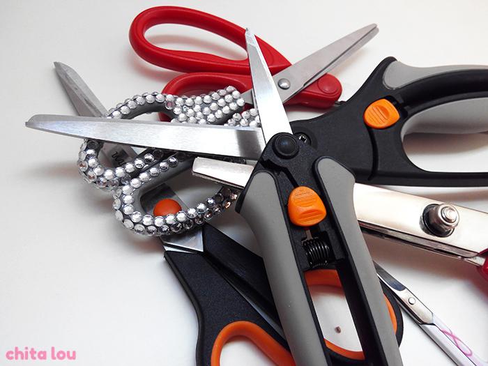 tijeras para coser