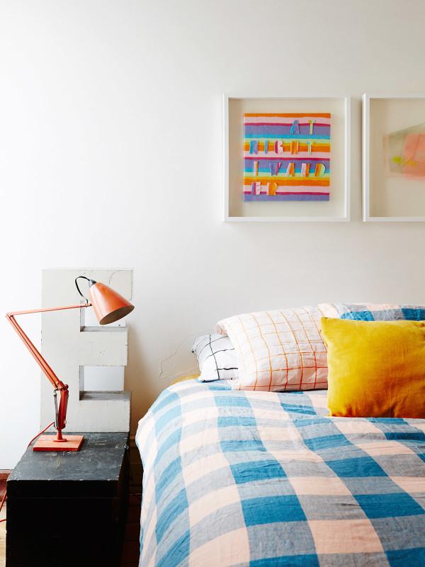 Decorar con color y luz para casa