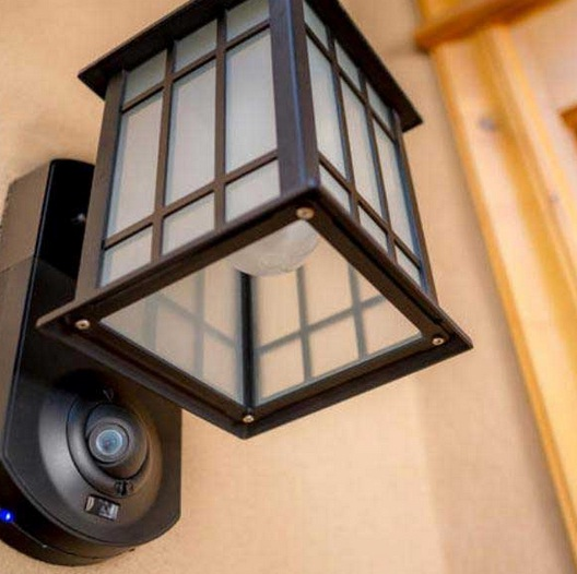 Seguridad en el hogar - Modern-Home-Video-Security-System