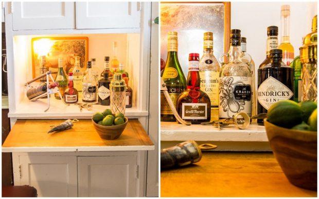 kitchen vintage fourniture details