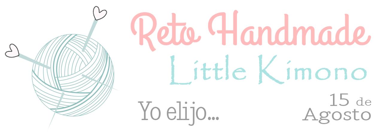 Little Kimono - Reto Handmade - Yo Elijo...