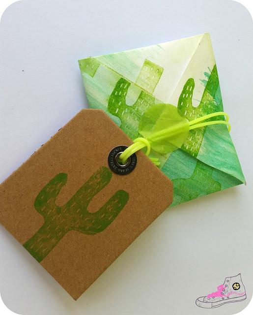 packaging cactus