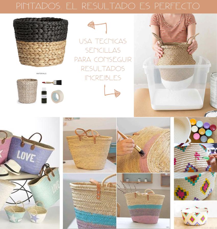 capazo archivos - Handbox Craft Lovers | Comunidad DIY, Tutoriales ...