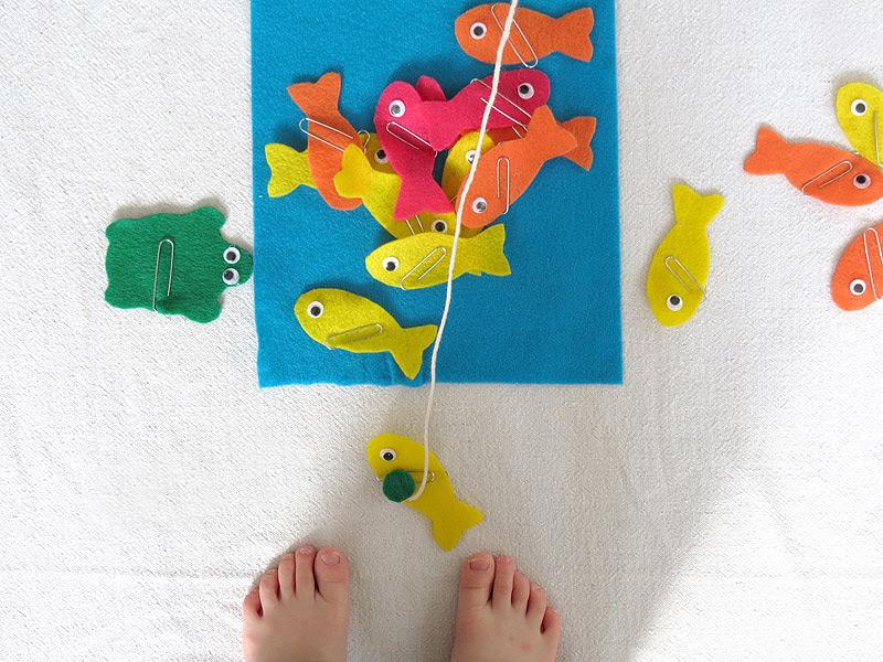 Pesca el pez