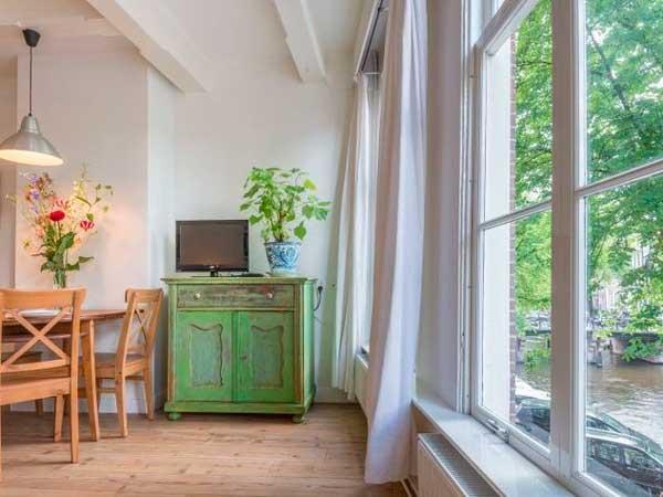 Apartamentos vacaciones en Amsterdam