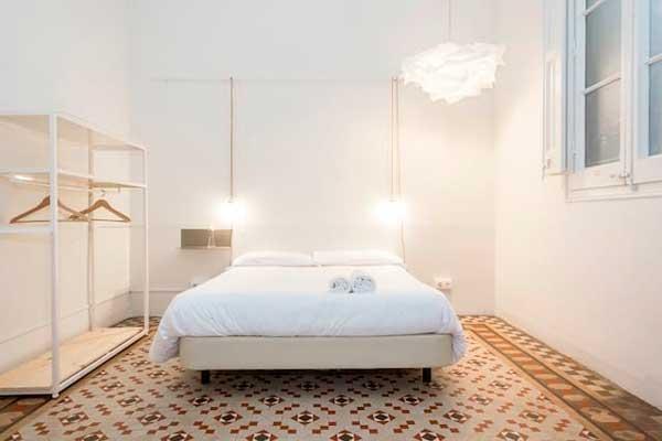 Decorar un apartamento de alquiler en Barcelona