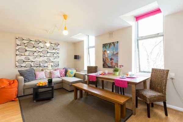 Apartamento de alquiler en Londres
