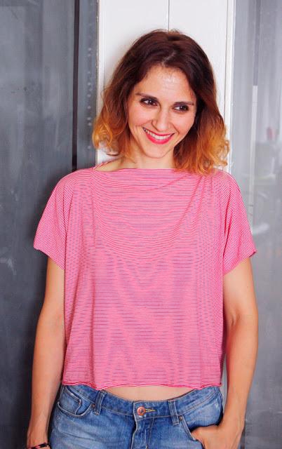 DIY La camiseta más fácil del mundo