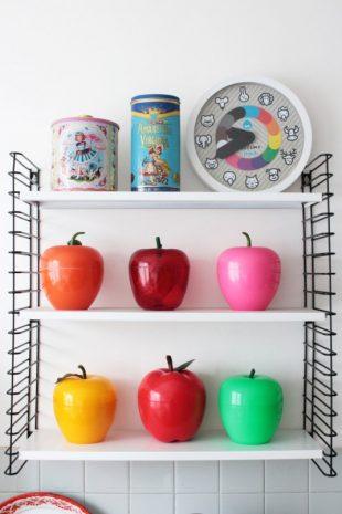 manzanas decoracion