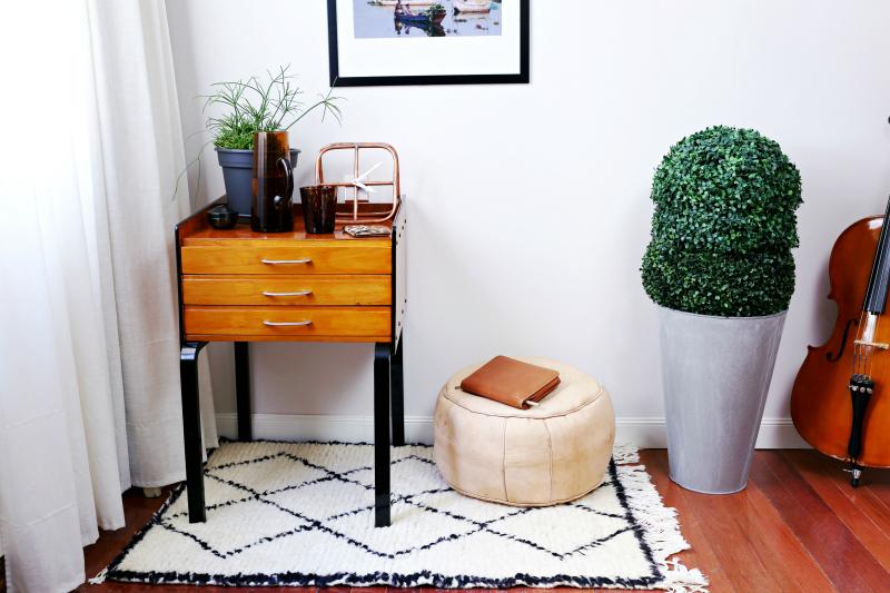 Mueble inspiración mediados de siglo * DIY - Handbox Craft Lovers ...