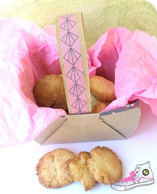 cesta de picnic papel