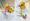 Flores bolígrafo, manualidad para la vuelta al cole
