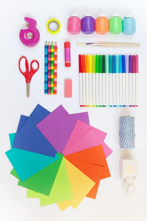 Diy Caja De Manualidades Y Dibujos Para Ninos Handbox Craft - Dibujos-para-manualidades
