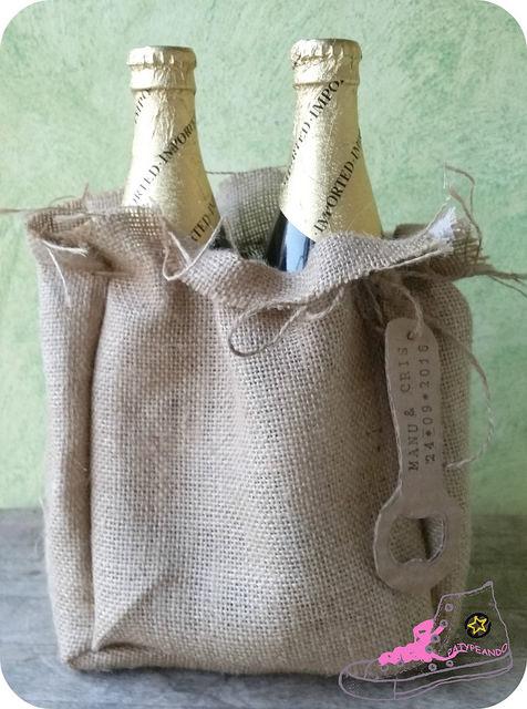 packaging para regalos de boda