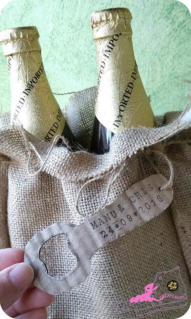 etiqueta de packaging