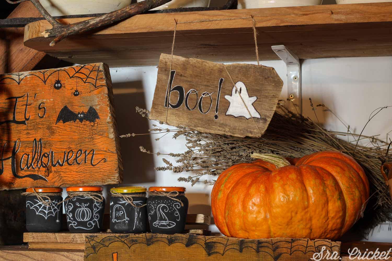 carteles de halloween