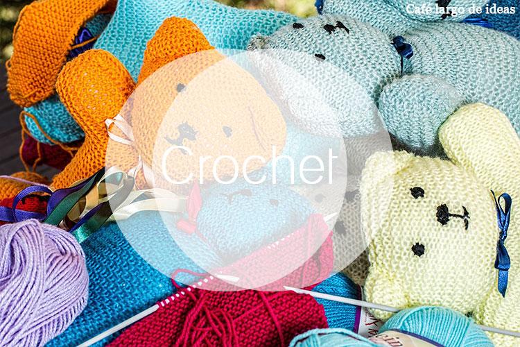 DIY: ideas de crochet