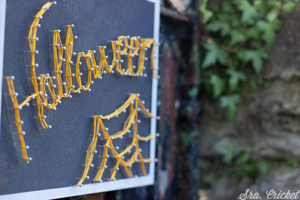 hilorama string art halloween
