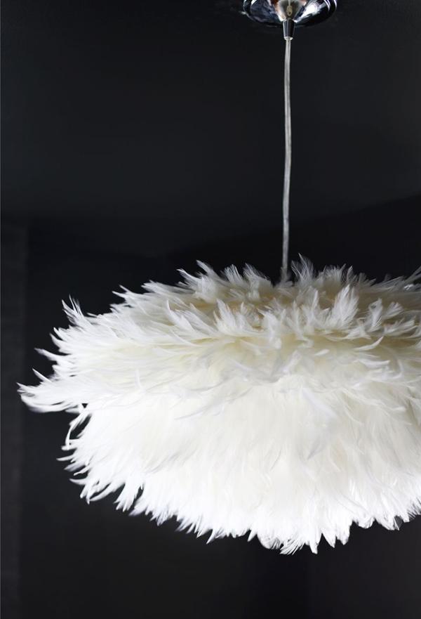 lampara-plumas-diy
