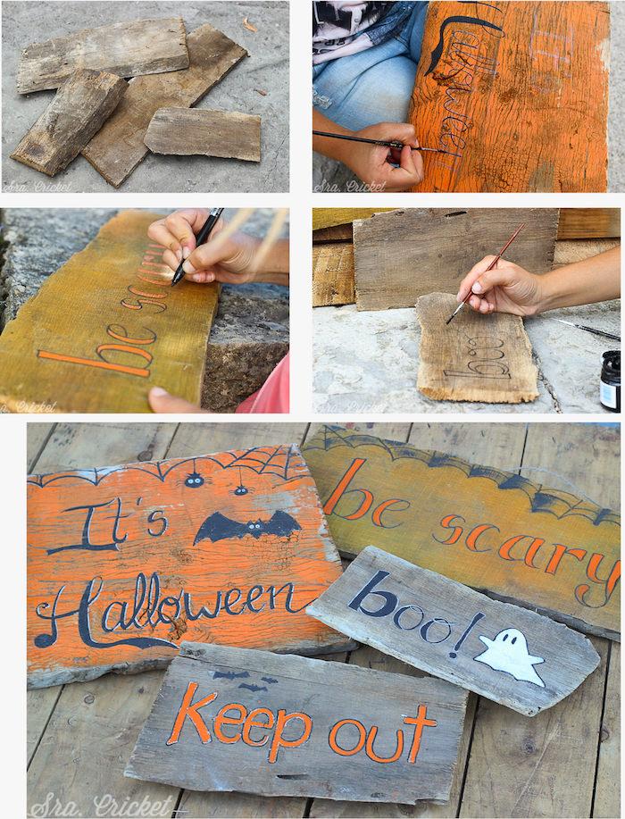 manualidades-de-halloween-carteles