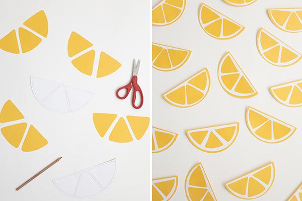 pegado-guirnalda-limones-diy