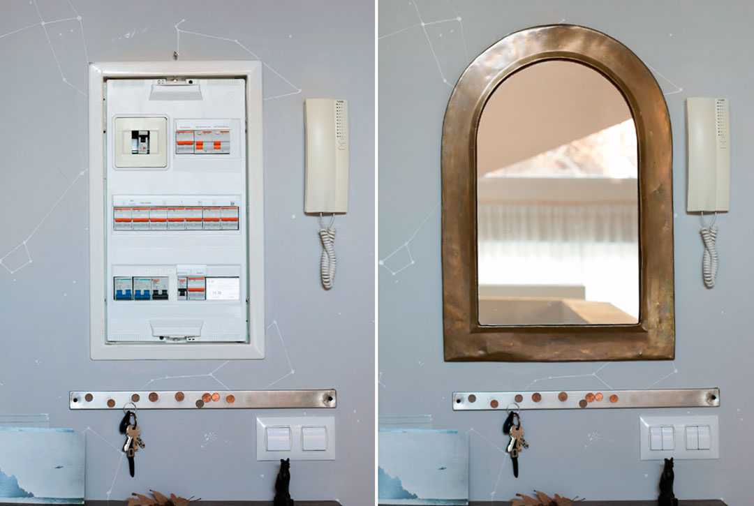 01-idea-para-ocultar-el-cuadro-electrico-de-casa