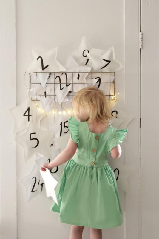DIY_4_calendarios_de_adviento_decoración_navidad_manualidades_estrellas_bondad