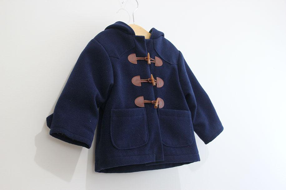 diy patrones gratis abrigo trenca bebe nino 07
