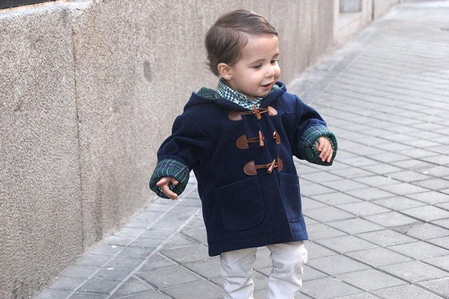 diy patrones gratis abrigo trenca bebe nino 25