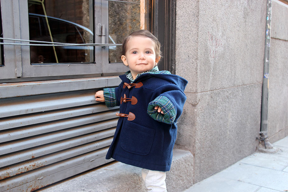 diy patrones gratis abrigo trenca bebe nino 23