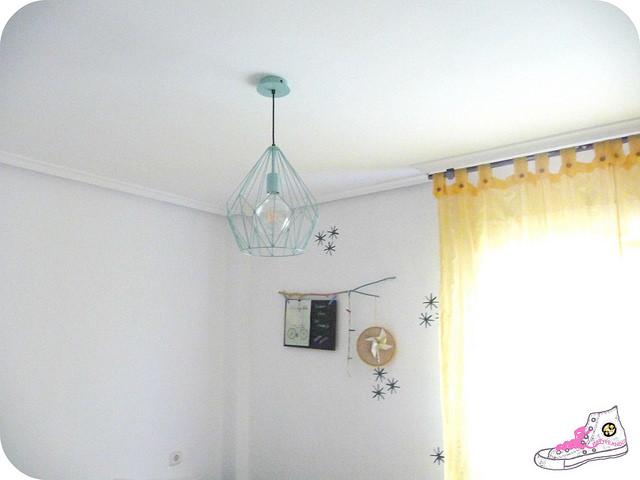 lampara habitación niños