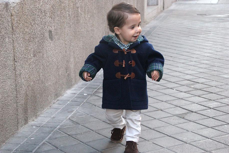 diy patrones gratis abrigo trenca bebe nino 14