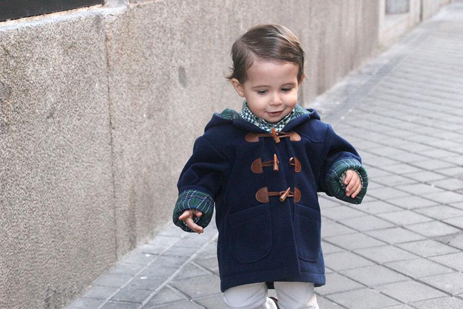diy patrones gratis abrigo trenca bebe nino 15