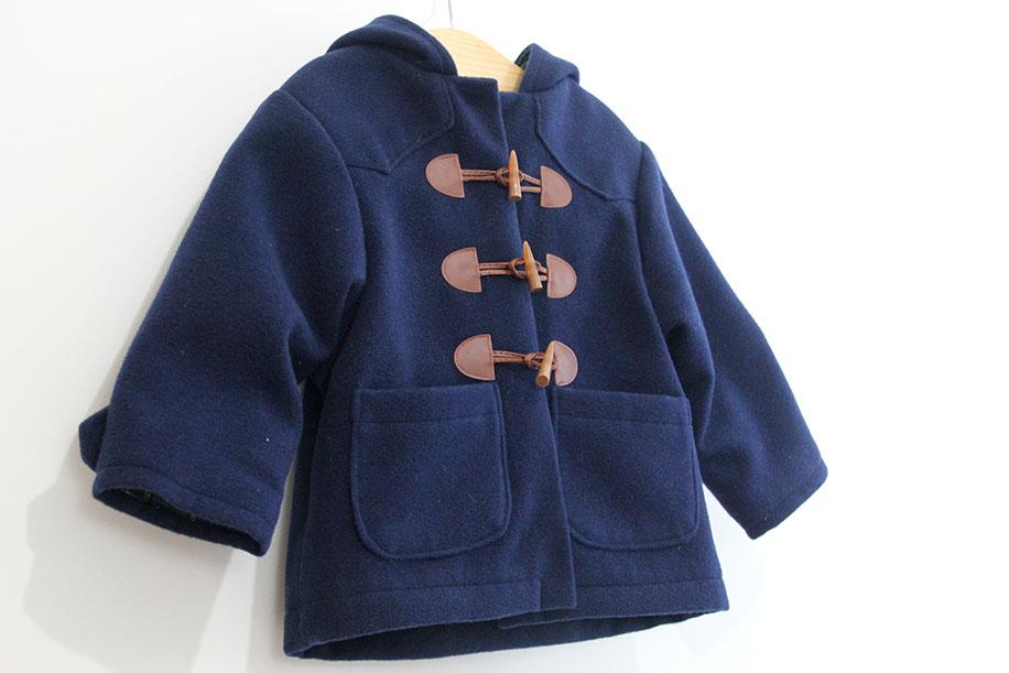 diy patrones gratis abrigo trenca bebe nino 17