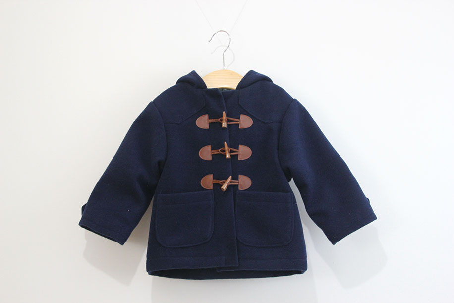 diy patrones gratis abrigo trenca bebe nino 28