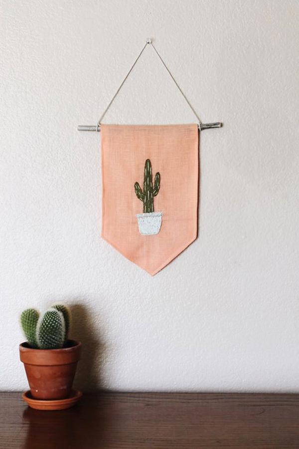 banderin-bordado-decoracion-muro-idea-diy